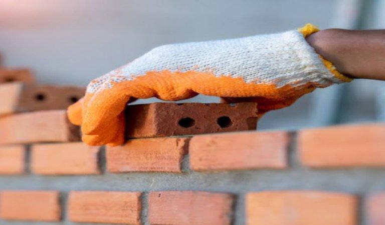 Brick & concrete construction
